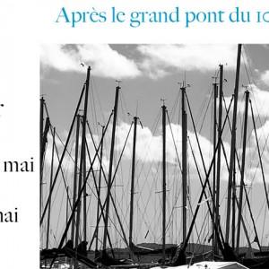 Atelier pont du mois de mai Marseille