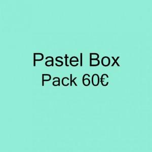 Pastel Box 60€