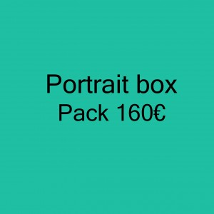 Portrait Box 160€