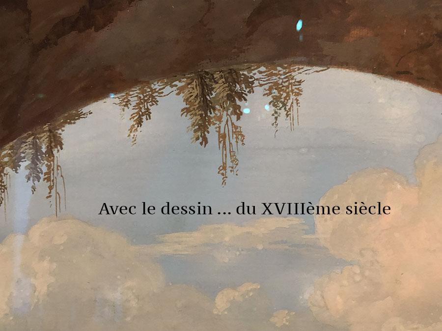 Dessin-18ème Atelier Bardy Marseille