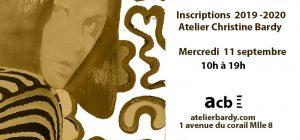 Inscriptions atelier 2019-2020