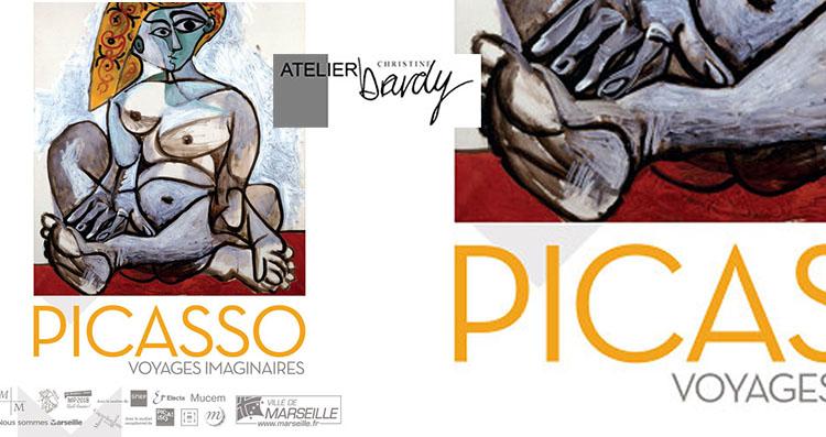 Picasso, Bardy,Mucem, Vieille Charité