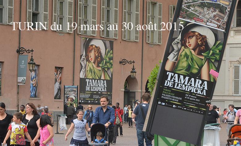 Tamara de Lempicka photo Bardy Turin